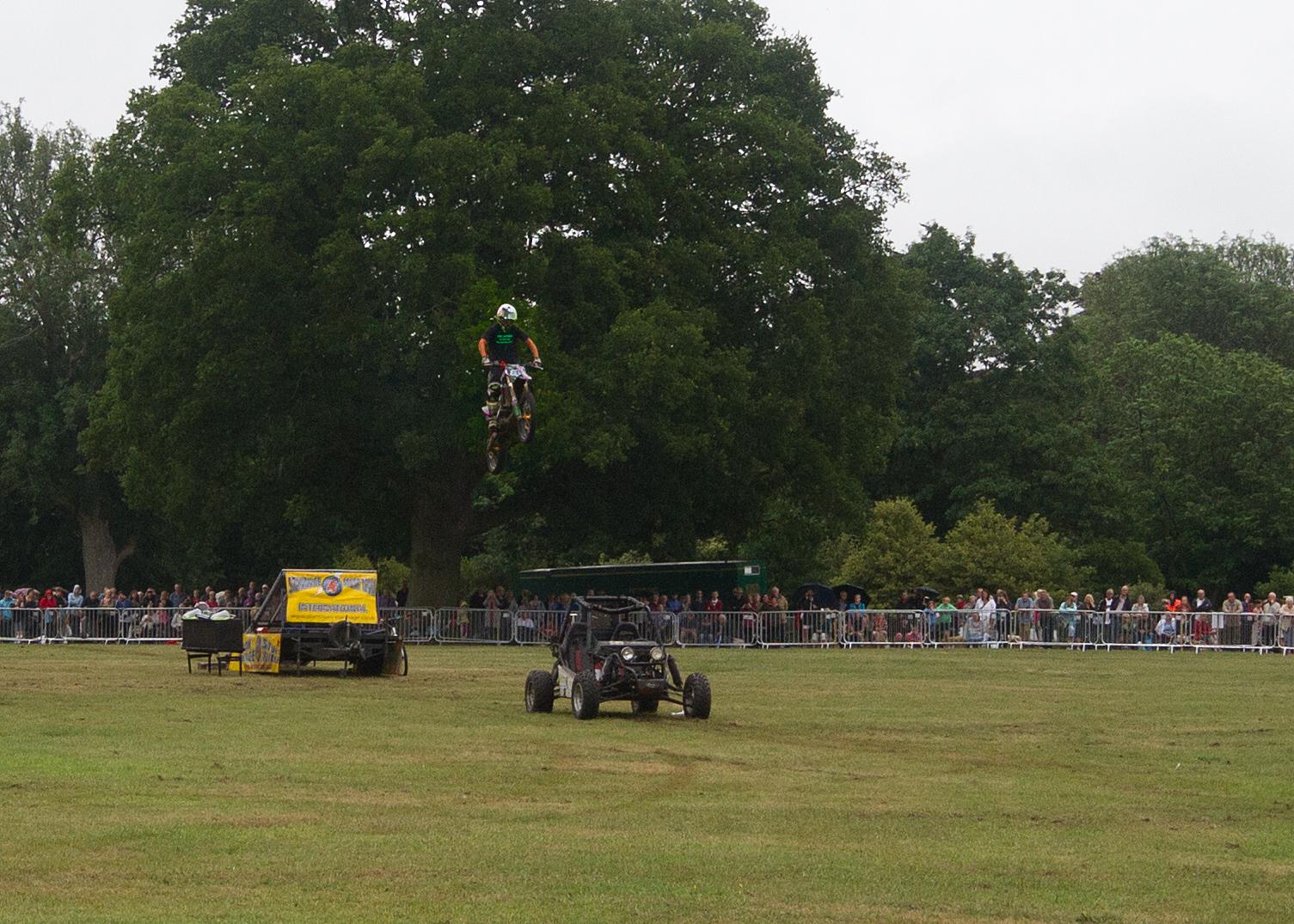 Flying bike 2
