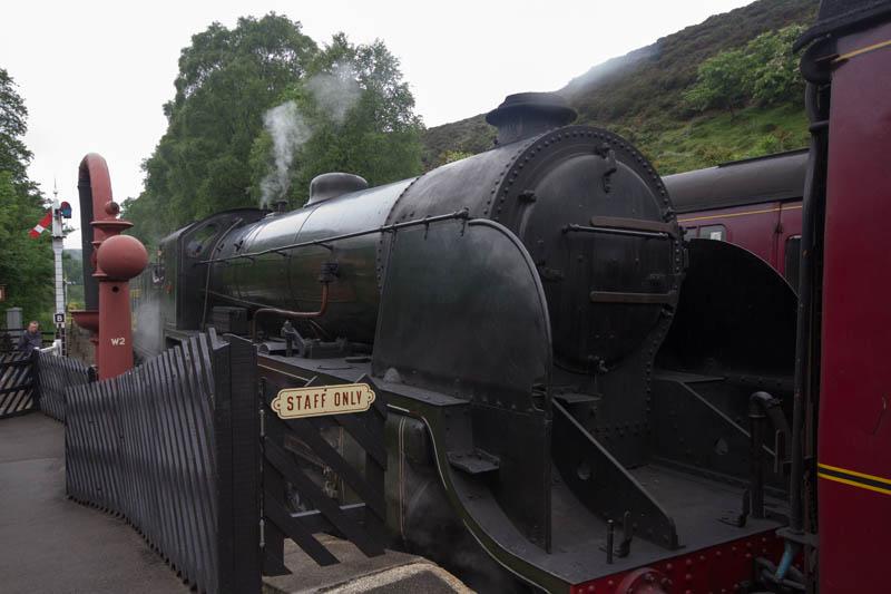 Goathland train