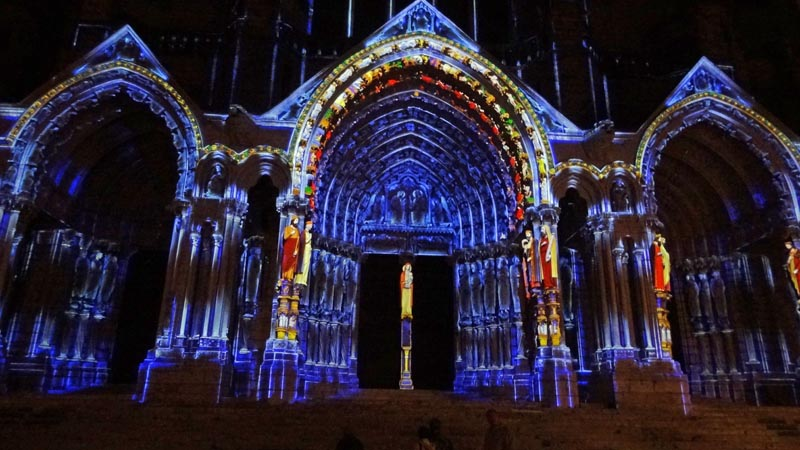 Chartreslights